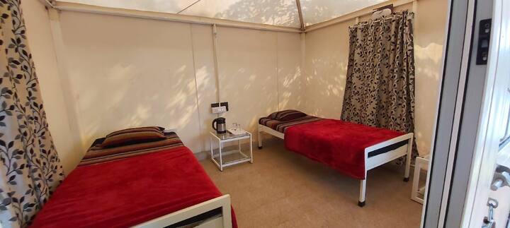 Dam view camps & Executive Suites at Panshet