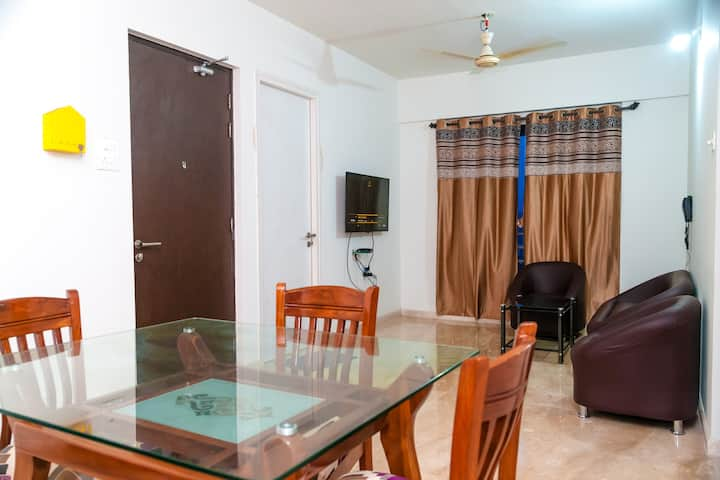 3BHK houses 6 People (Move-in Ready) long term