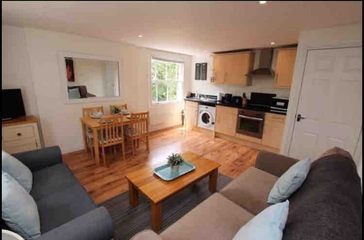 Lovely Apartment close to Town Centre, RBH & Uni