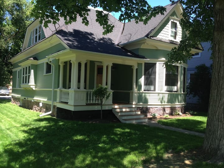 Historic home in vibrant heart of Missoula