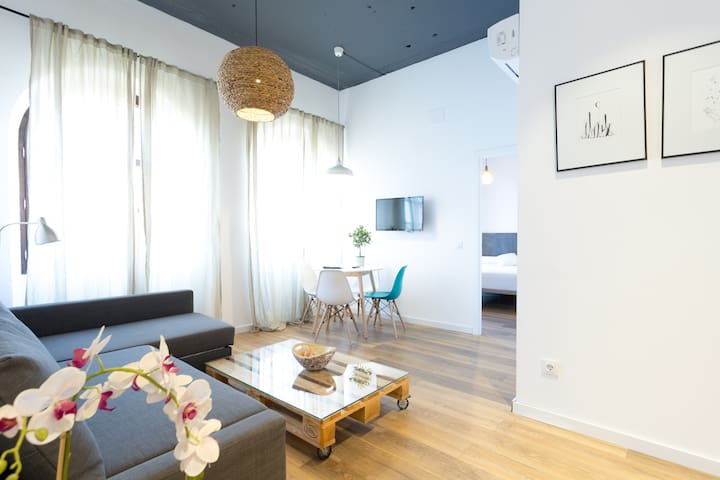 ☙Incredible Apt in ❤ of Sevilla❧