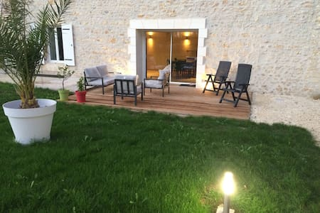 Maison direct# océan,Saintes à3 min - Pessines