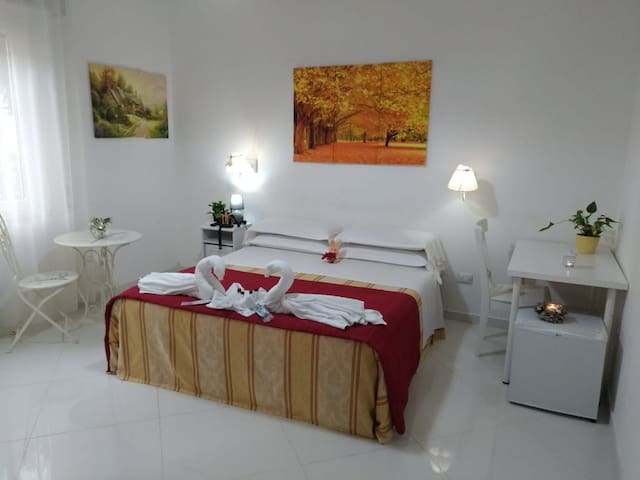 B&B Airport Relax Fiumicino (Double Room)