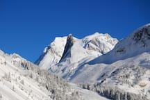 Ski the amazing pistes around Pralognan-la-Vanoise!