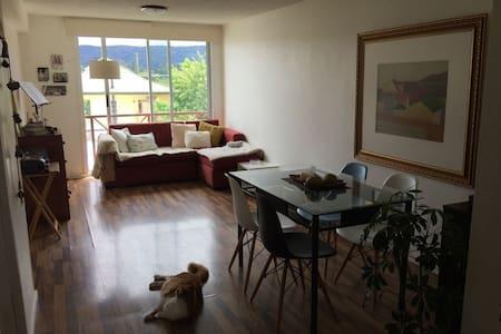 Dpto. para dos (Centro Valdivia) - Valdivia - Apartament