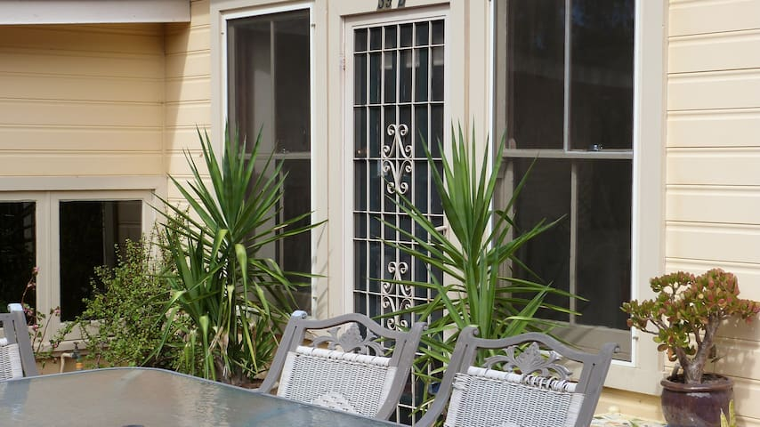 Sunny, Self-Contained Flat & Patio - Picton - Byt