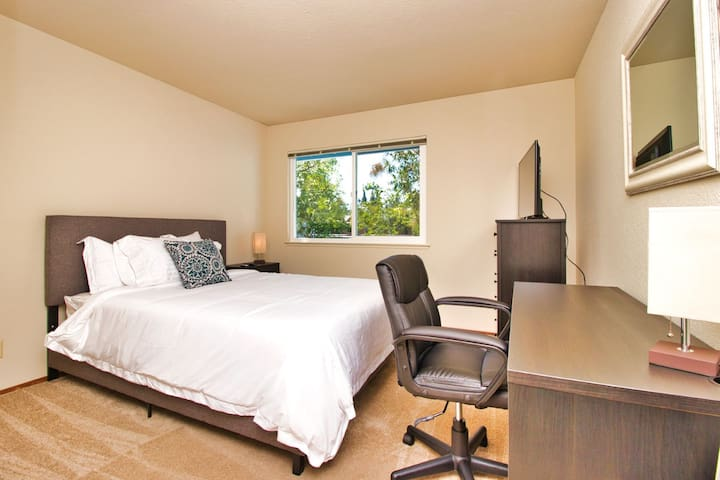 Beautifully Renovated 1bd Apartment in Sunnyvale