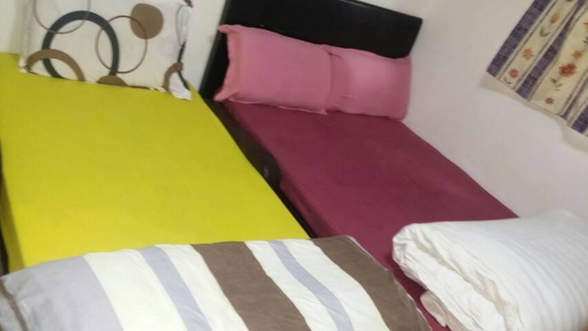 位於Olympic MTR 家庭式 Family style@E@New - Hong Kong - Apartamento