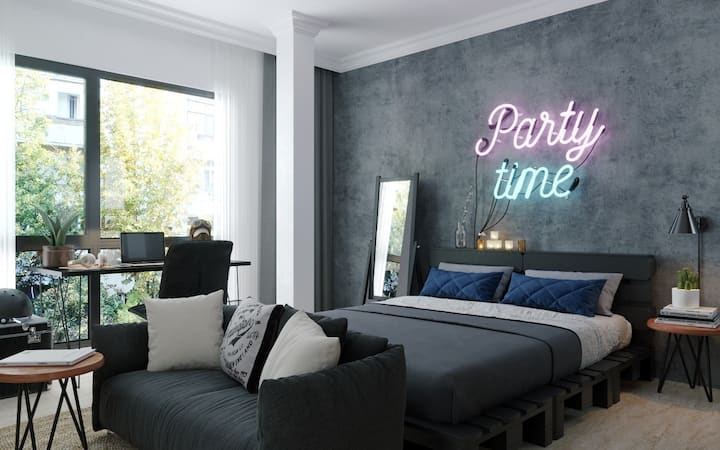 Home Plus Apartment #201