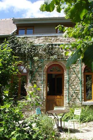 L'Orangerie de Kerlarec, maison  au calme - Arzano - Hus
