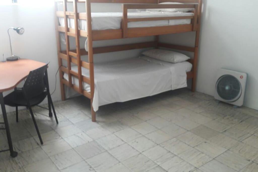 Habitación Privada con closet grande