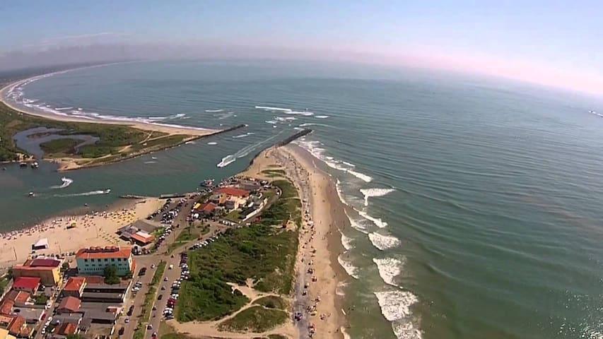 01 - Suíte no Paraíso - AR e TV. até 05 pessoas