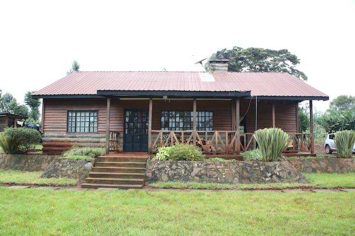 Kendi's Cottage