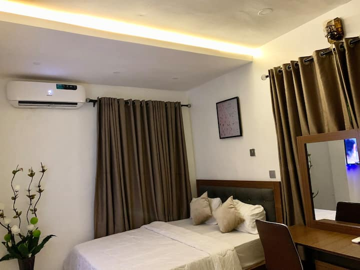 Private Room at Entia's Haven,  Lekki 1 Estate