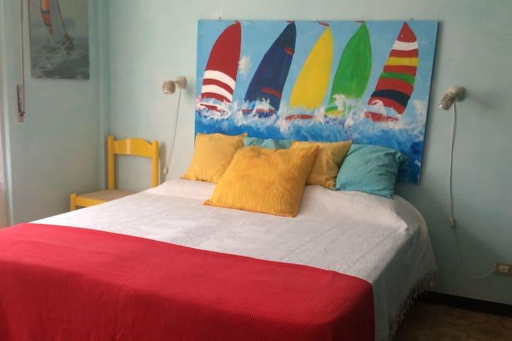 Funny&Sunny a 2 passi dal mare - Moneglia - Appartement