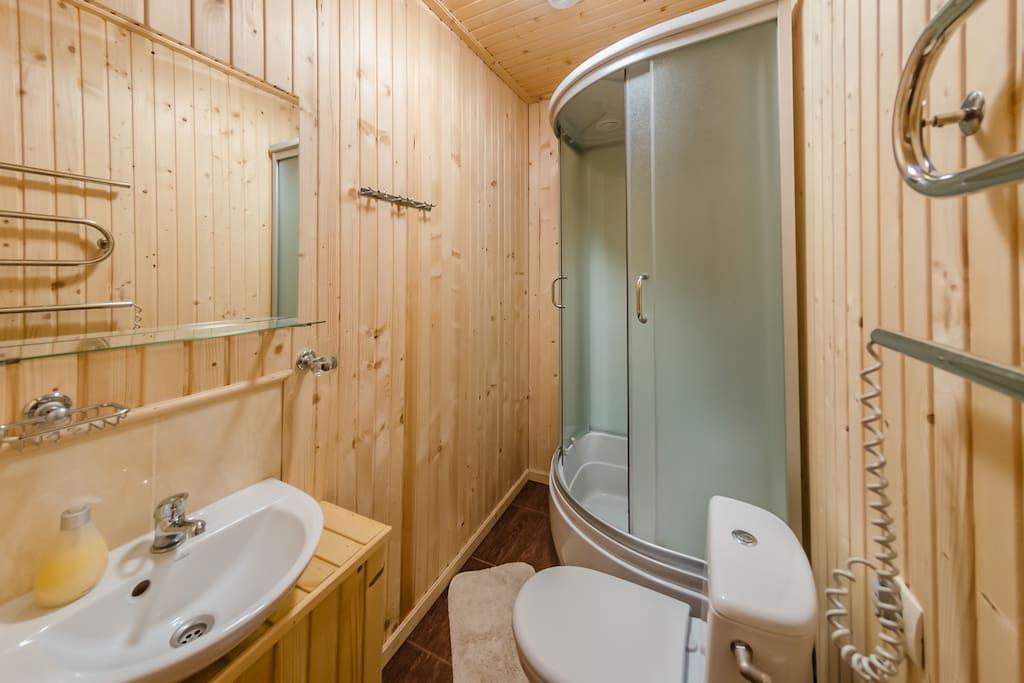 Bathroom 1,2,3,4,5