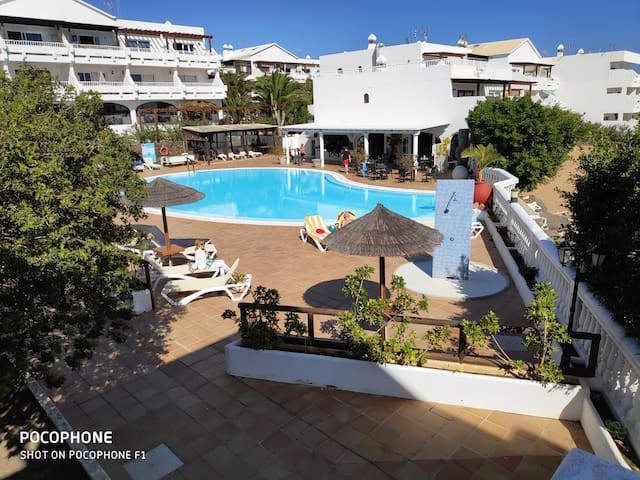 Apartamento en Lanzarote costa Teguise