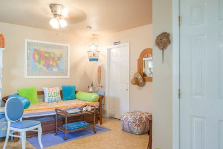 Cape May Villas Private Studio Room - Lower Township - 独立屋