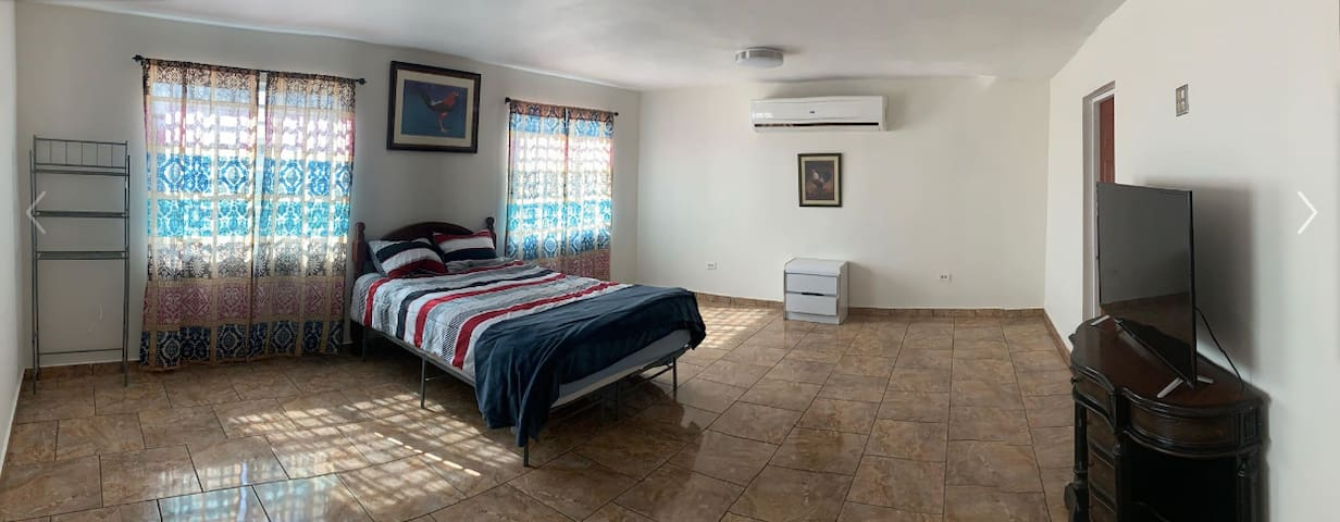 Master Suite with Private Bathroom and A/C