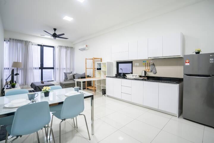2 bedrooms Apartment - Educity, Legoland 4-5 pax