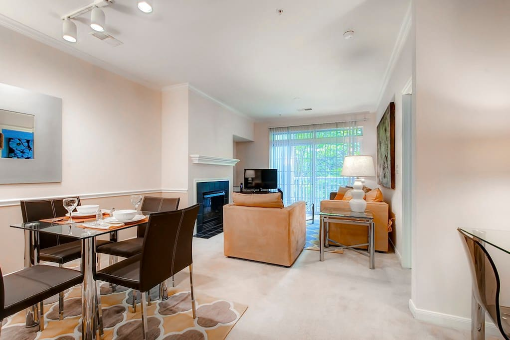 Luxury 1 bedroom princeton nj apartment apartments for Two bedroom apartments in south jersey