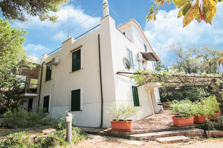 Enticing Villa in Ricadi with Pool
