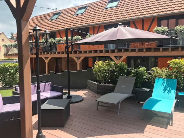 Charming apartment located Ried 12