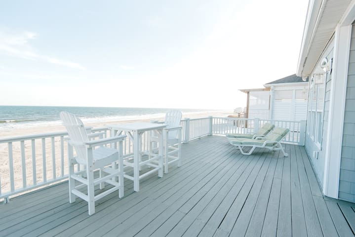 Beautiful Oceanfront property 5 bed/5 bath
