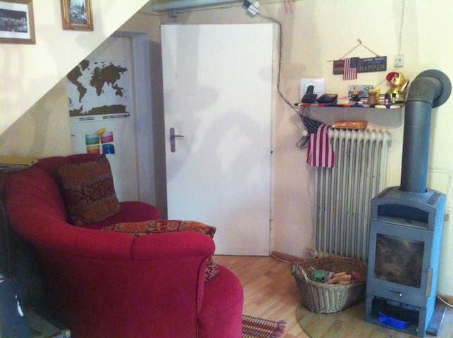 Furnished room in Schlierbach, Heidelberg - Heidelberg - Casa