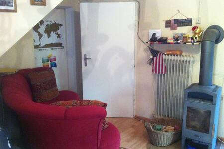 Furnished room in Schlierbach, Heidelberg - Heidelberg - Talo