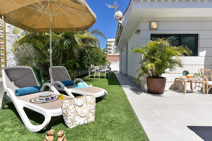 Bungalow for 6 Playa del Inglés GD4