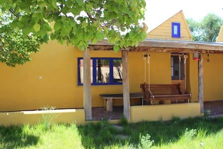 Casa Amarilla in Galisteo / Santa Fe area - Galisteo - Casa