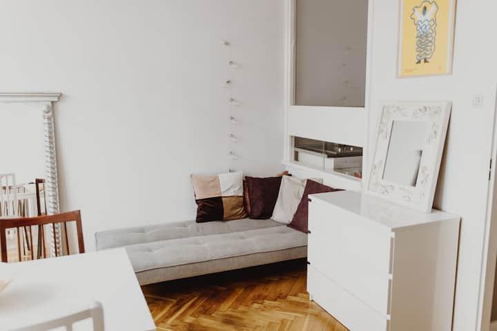 Studio Grzybowska 27m