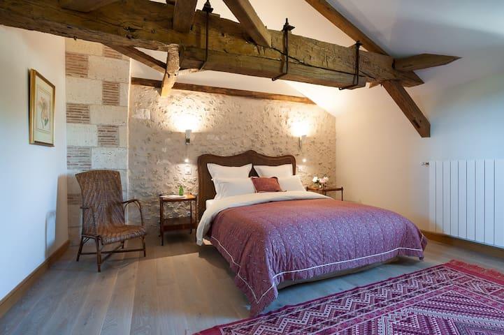 Magnifique chambre d hôtes en Dordogne - Allemans - Konukevi
