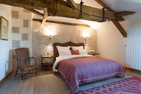 Magnifique chambre d hôtes en Dordogne - Allemans - Dům pro hosty