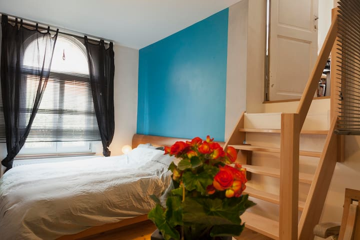 Flagey-Ixelles Bed&Breakfast comfortable+stylish - Ixelles - Apartment