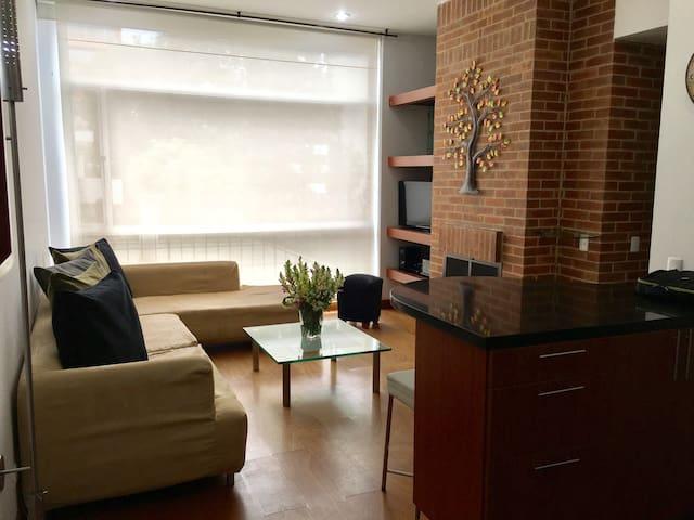 Bogota Chico Norte 93 Park luxury Apartment