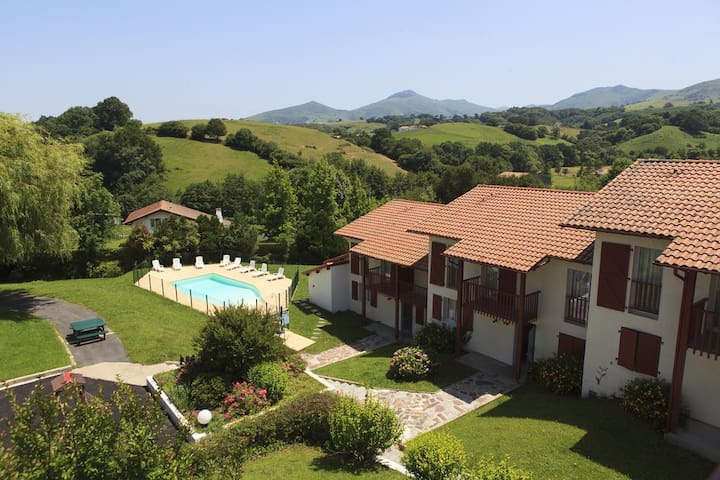 Pays-Basque: Appartement Résidence avec Piscine