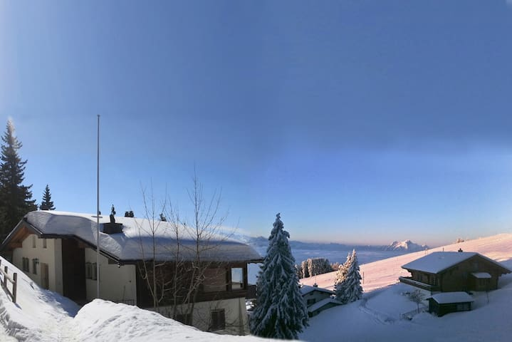 RIGI - Queen of the Mountains - Rigi Kaltbad - Condominio