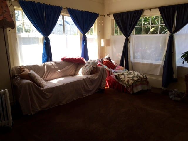 Comfortable spot near Lake Merritt - Oakland - Apartment