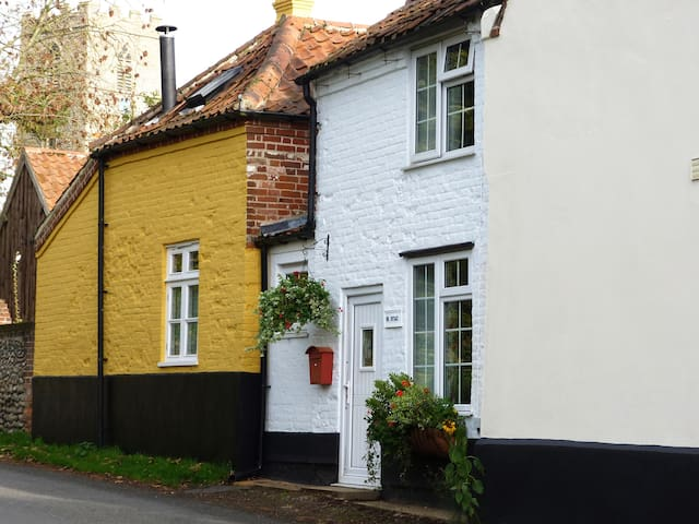 Cosy Cottage in Saxthorpe, Norfolk - Saxthorpe - บ้าน