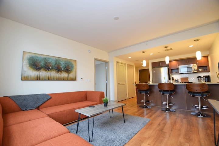 Stylish 1Bd/1Ba in First Hill