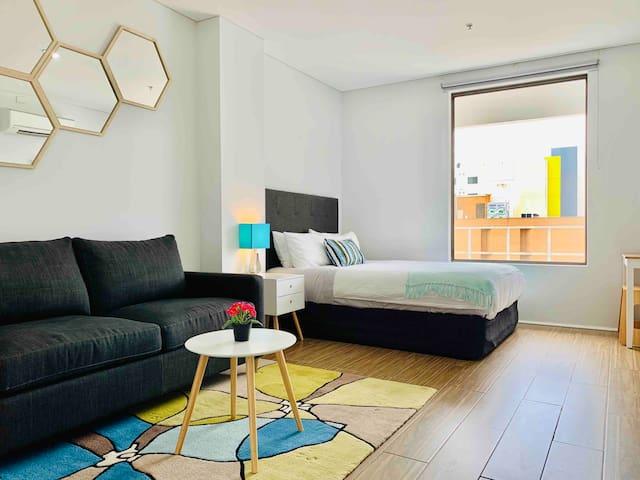 Centrally Located Studio in Perth City