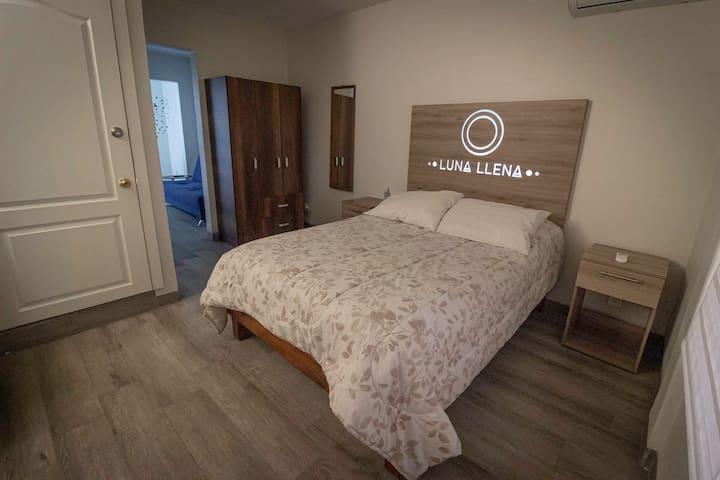 Habitación Luna LLena ¡Cuarto de lujo!