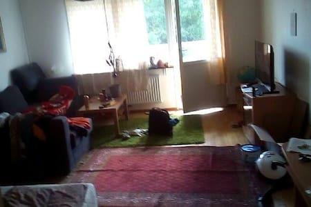 HSW apartment - Fisksätra - 公寓