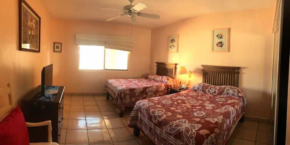 Ocean view, 2 Bed, 2 Bath Condo in Gated Community