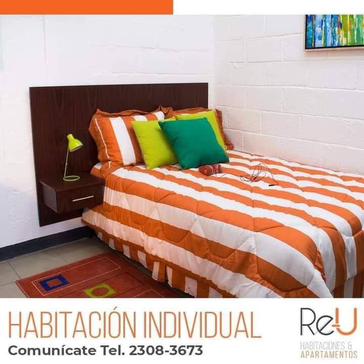 REU RESIDENCIAS Habitaciones por día, semana o mes
