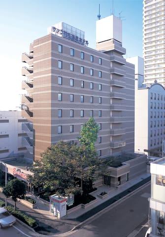 テトランゼ幕張稲毛海岸ホテル - Chiba-city Mihama-ku Takasu - Bed & Breakfast