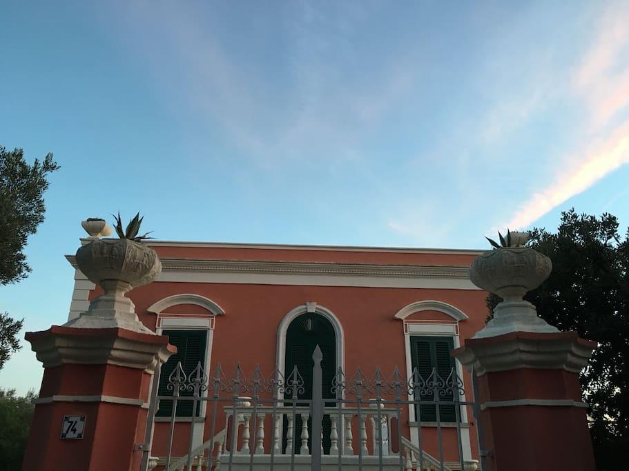 Villa Enea Monopoli Contrada Cristo Re 74