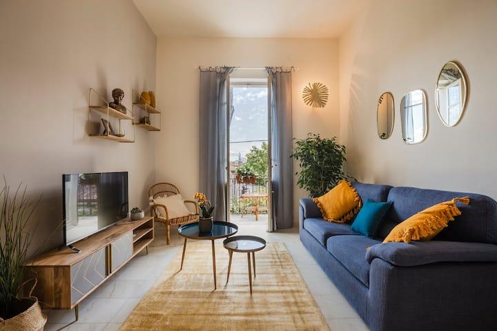 Forte 1013 - centralissimo appartamento in villa